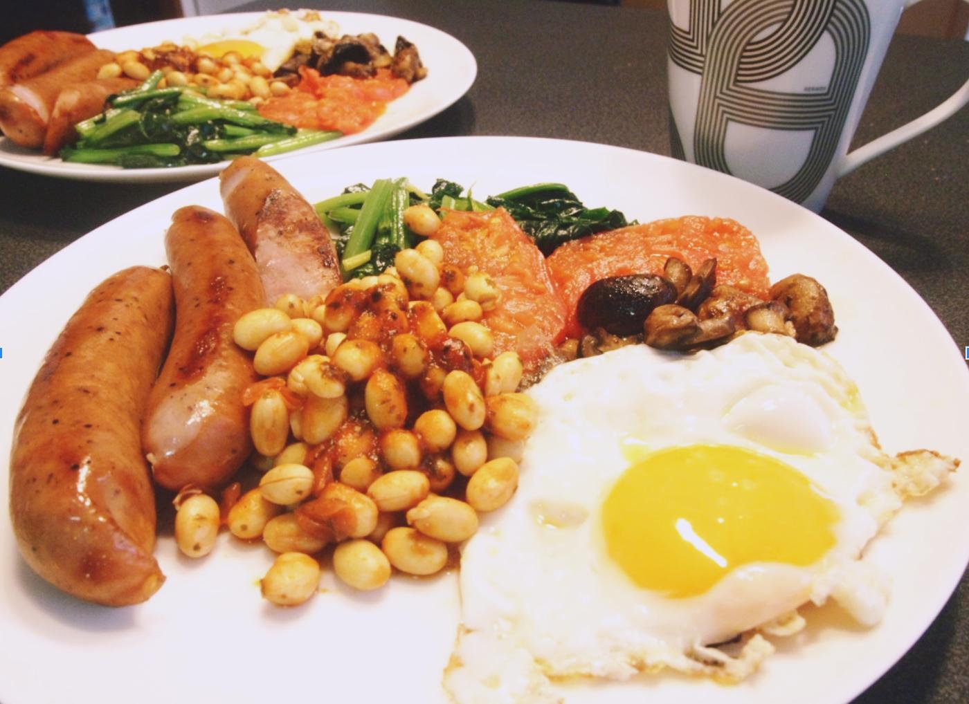 1/3 English Breakfast